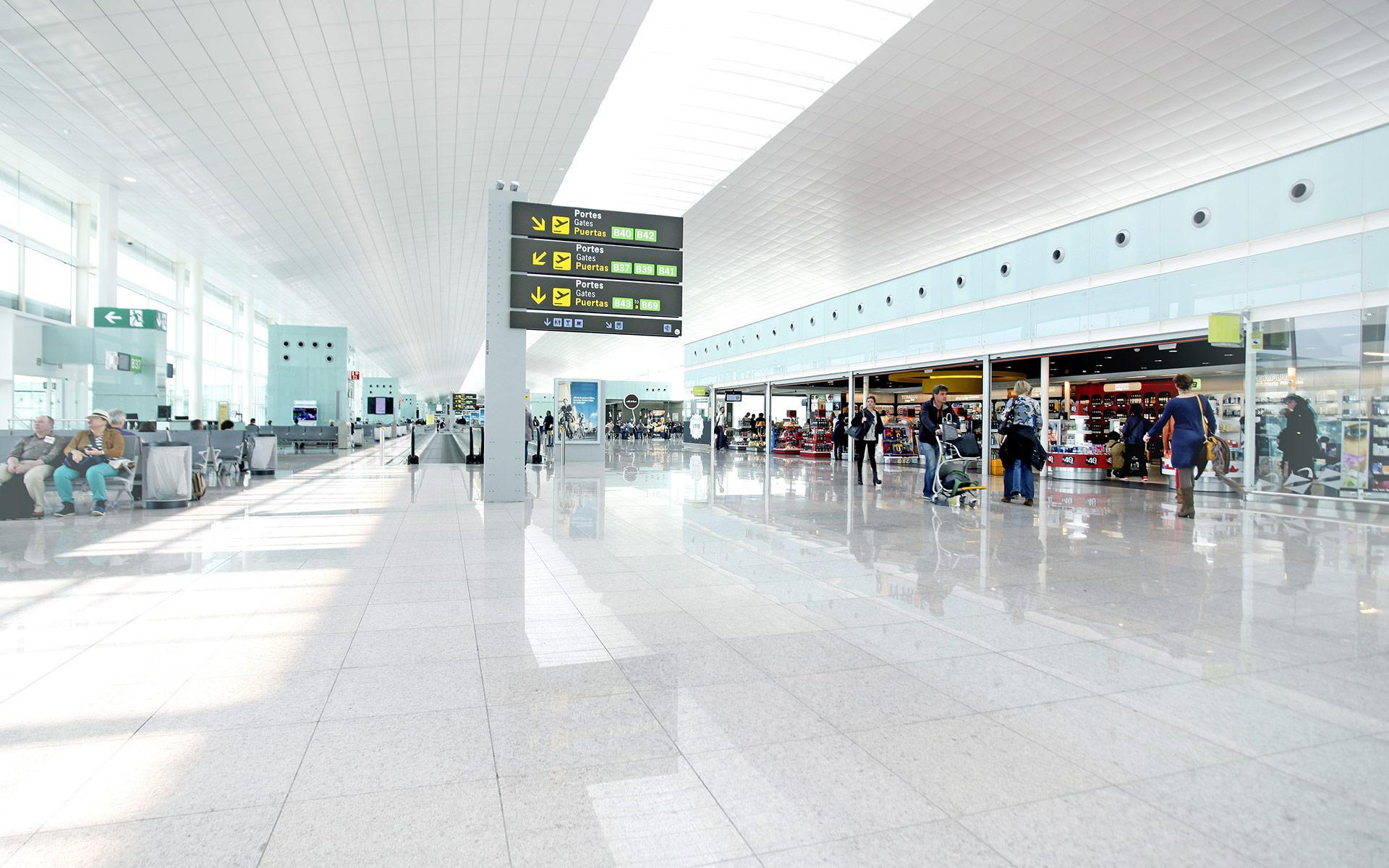 Brandschutz für Flughäfen